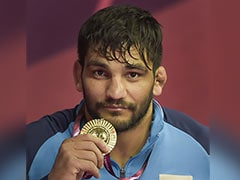 Asian Wrestling Championships: Sunil Kumar Wins Indias First Greco-Roman Gold In 27 Years