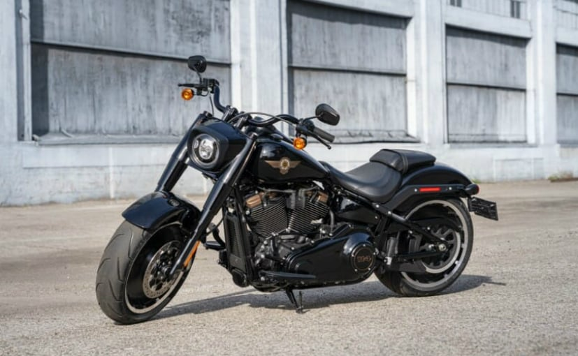 Harley-Davidson Fat Boy 30th Anniversary Edition Unveiled