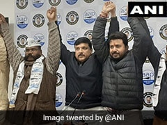 Bahujan Samaj Party Candidate In Delhi Assembly Election Joins AAP