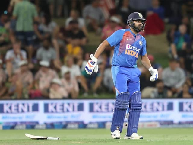 Rohit Sharma Ruled Out Of ODI, Test Series In New Zealand With Calf Injury: Report