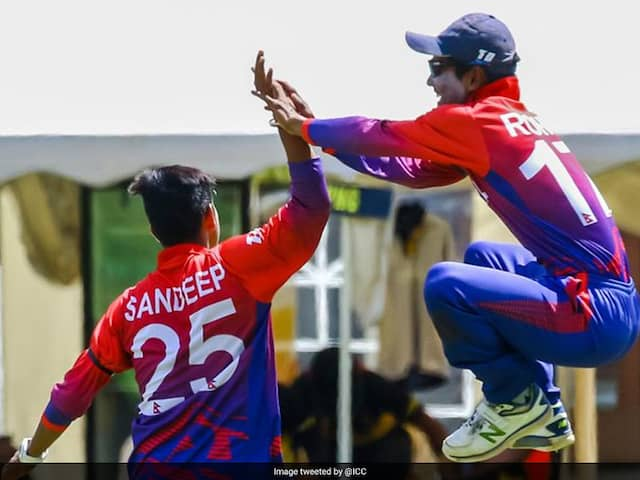 Lamichhane Stars As USA Register Unwanted ODI Record Against Nepal