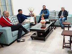 Arvind Kejriwal To Take Oath As Delhi Chief Minister Today