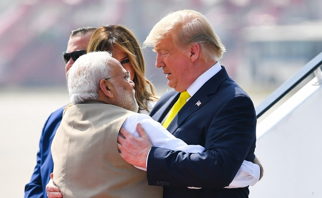 डोनाल्ड ट्रंप ने PM मोदी को जन्मदिन की दी बधाई, उन्हें बताया एक 'महान नेता, विश्वसनीय मित्र'