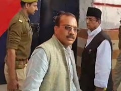 Samajwadi Party's Azam Khan, Wife And Son Sent To Jail For A Week