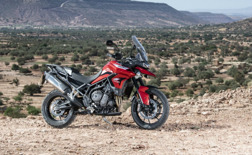 Expect the prices of the Triumph Tiger 900 to start at Rs. 12 lakh or so