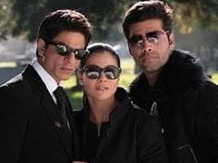 How Shah Rukh Khan, Kajol And Karan Johar Marked 10 Years Of <I>My Name Is Khan</I>
