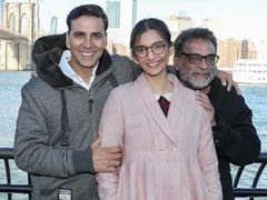 2 Years Of <I>PadMan</I>: Sonam Kapoor And R Balki Relive Fond Memories