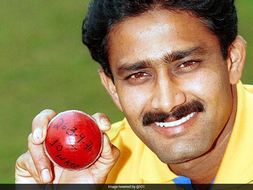 Anil Kumble Became The First Indian Bowler To Bag 10-Wicket Haul On This Day, In 1999