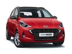 Hyundai Grand i10 Nios BS6 Gets A 1.0 Turbo GDi Engine; Prices Start At Rs. 7.68 Lakh