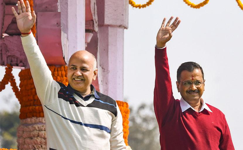 Delhi Portfolio Allocation: दिल्ली की अरविंद केजरीवाल सरकार में हुआ विभागों का बंटवारा! जानें किसे मिला कौन सा मंत्रालय