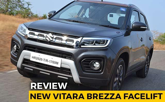 Video : Maruti Suzuki Vitara Brezza Facelift Review
