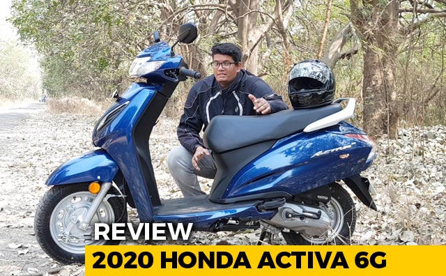 2020 Honda Activa 6G Review | The King Of Scooters Updated