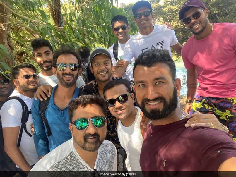 NZ vs IND: Team India Visits Blue Springs In New Zealand Ahead Of Test Series. See Pictures
