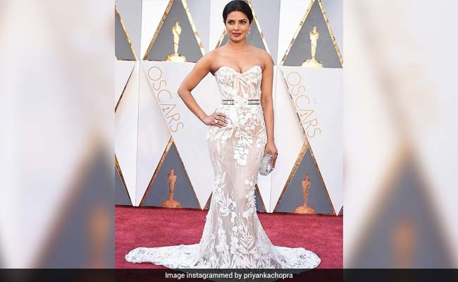 Oscars 2020: Priyanka Chopra (MIA) Is Reliving Her Red Carpet Moments