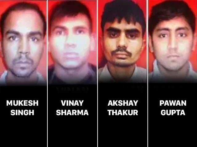 Video : Nirbhaya Convicts To Now Hang On March 3 At 6 am, Says Delhi Court