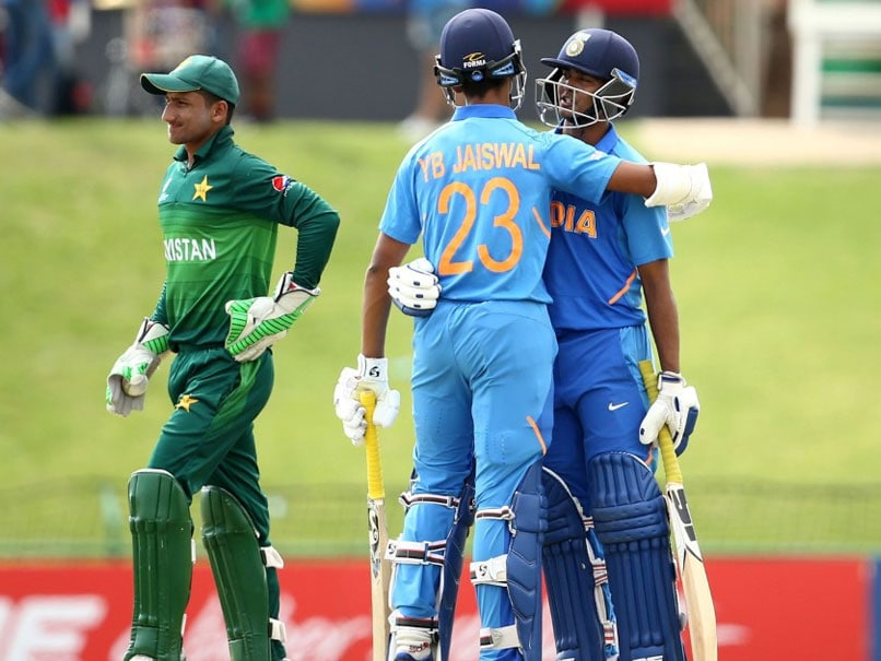 Highlights India Vs Pakistan Icc U 19 World Cup Semi Final Ind Vs Pak Match Today Yashasvi Jaiswal Scores Ton As India Beat Pakistan In Semis Cricket News