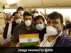 119 Indians From Quarantined Japan Ship Land In Delhi On Air India Flight