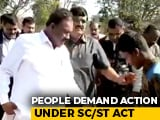 Video : After Making Tribal Boy Remove Shoes, Tamil Nadu Minister Preps Apology