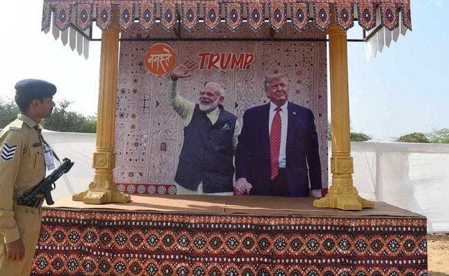 अमेरिकी राष्ट्रपति डोनाल्ड ट्रंप के स्वागत के लिए पूरी तरह से तैयार भारत, जानिए 10 बड़ी बातें