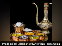 Dilli 6 Food Fest: Explore The Culinary Secrets Of Purani Dilli At Edesia, Crowne Plaza Okhla