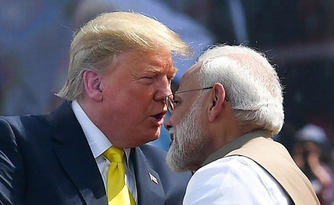 Trump Calls PM Modi