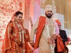 काम्या पंजाबी ने बॉयफ्रेंड शलभ दांग संग रचाई शादी, सोशल मीडिया पर वायरल हो रही हैं Photos