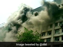 Mumbai fire: Fire at eighth floor of GST Bhavan in Mazgaon, no injuries reported so far