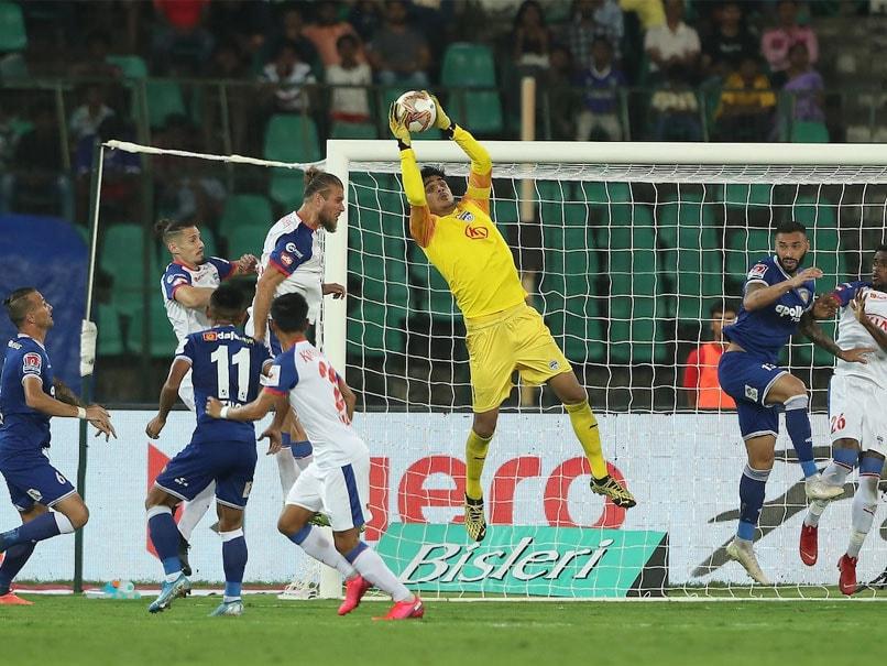 ISL: Misfiring Bengaluru FC Held By Ten-Man Chennaiyin FC