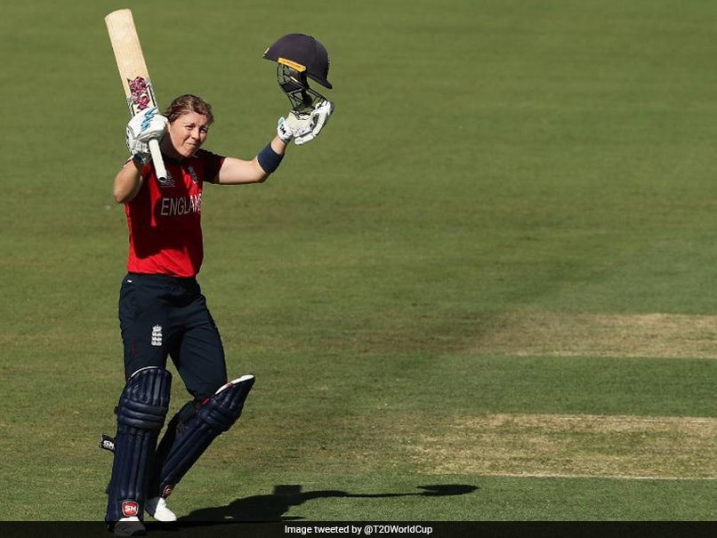 England Women vs Thailand Women: Heather Knight Slams Century As England Beat Thailand By 98 runs