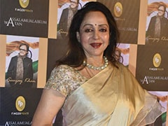 Hema Malini, Sussanne Khan And Others Attend Sanjay Khan's Book Launch