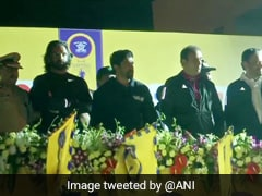 Anil Deshmukh Flags Off Maharashtra Police International Marathon