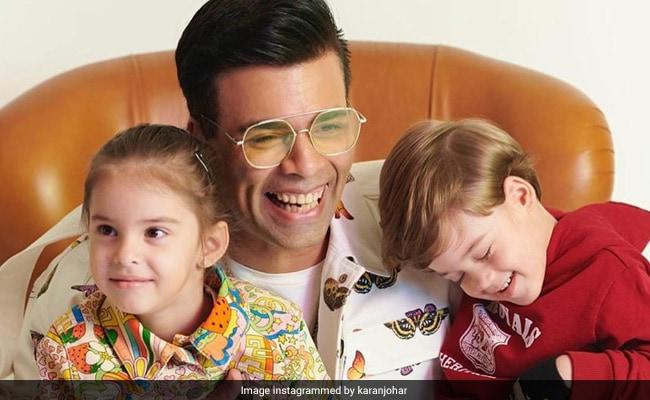 On Roohi And Yash's Birthday, Karan Johar Shares The 'Actuality' Of His 'Single Parent Status'