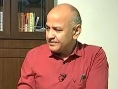 Additional Rooms In Delhi Schools To Be Ready By April: Manish Sisodia