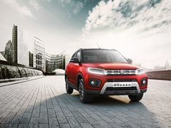 2020 Maruti Suzuki Vitara Brezza Petrol Facelift Launched In India; Prices Start At Rs. 7.34 Lakh