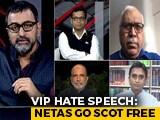 Video: VIP Hate Speech: Politicians Go Scot Free