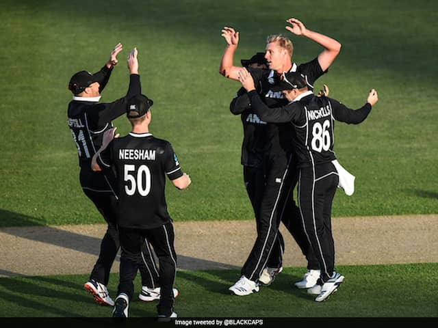 New Zealand vs India 2nd ODI Highlights: New Zealand Beat India, Take Unbeatable 2-0 Series Lead