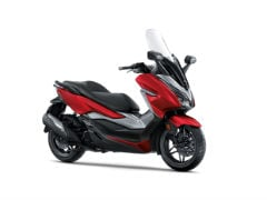 Honda Forza 300 Maxi Scooter: All You Need To Know