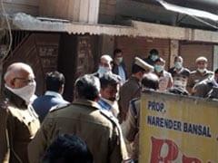 दिल्ली: जिन 5 लोगों के शव मिले थे, उन्होंने नहीं किया था सुसाइड, धारदार हथियार से किया गया था मर्डर