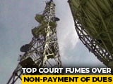 Video : Supreme Court Starts Contempt Case On Telecom Firms Over Dues