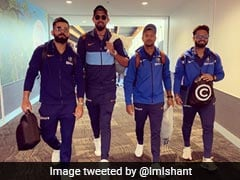 """""""Stop Posing, Start Playing"""": Ishant Sharma, Mayank Agarwal Trolled For Posting Travel Picture After Heavy Defeat To New Zealand"""