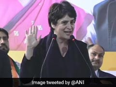 Centre Failed, Amit Shah Should Resign: Priyanka Gandhi At Congress March
