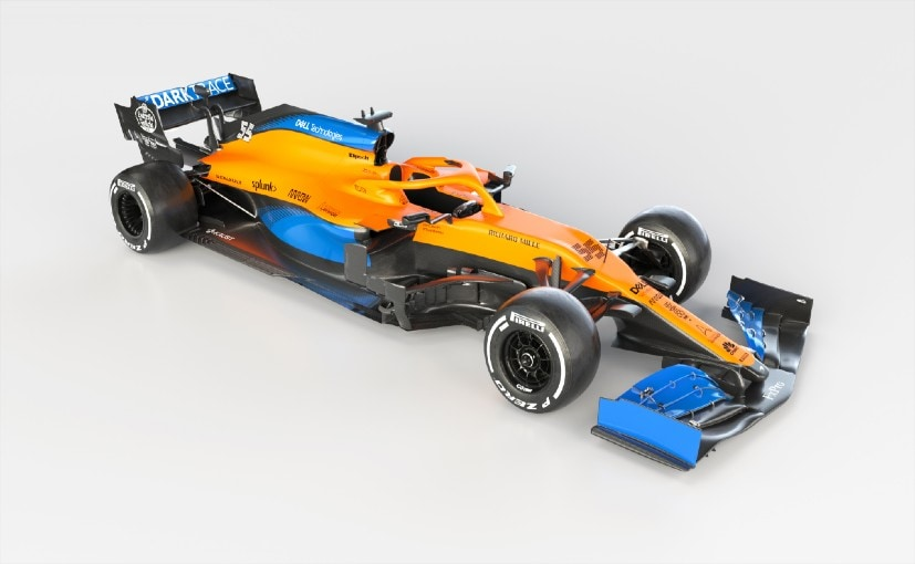 The McLaren F1 car along with its entire garage will be finished in AlkoNobel paint and coating.
