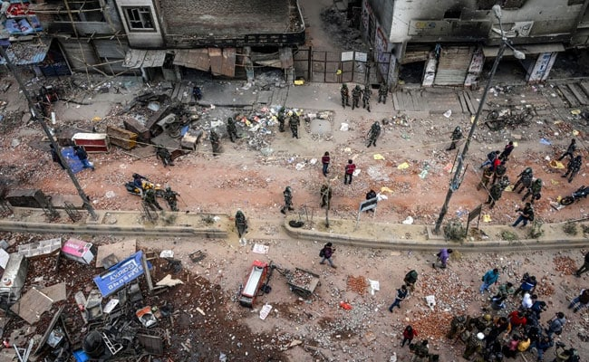 42 Dead In Delhi. No Big Incident In Last 36 Hours, Says Centre: 10 Facts