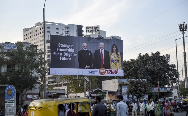 Now, Trump Says PM Modi Told Him '10 Million People' Will Welcome Him In Ahmedabad
