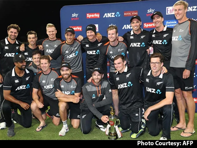 Video : New Zealand Outclass India To Complete 3-0 ODI Series Whitewash
