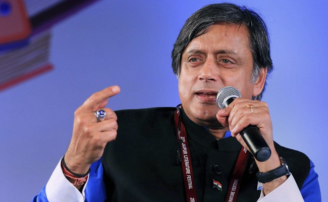 Shashi Tharoor's Question For Trump After India Says Will Export Drug