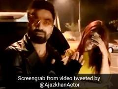 एजाज खान ने पारस छाबड़ा की गर्लफ्रेंड के साथ शेयर किया Video, बोले- इतनी खूबसूरत लड़की को छोड़कर, तुम...
