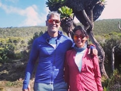 The Time Milind Soman And Ankita Konwar Climbed Mt Kilimanjaro