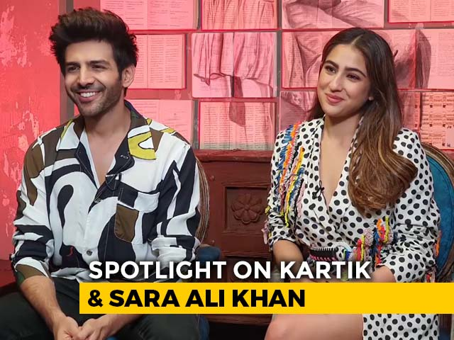 Kartik Aaryan And Sara Ali Khan On Love Aaj Kal, Working With Imtiaz Ali And More