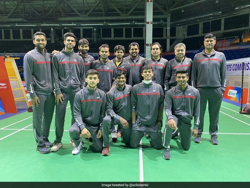 Asia Team Championship: Kidambi Srikanth, Lakshya Sen Star As India Thrash Kazakhstan